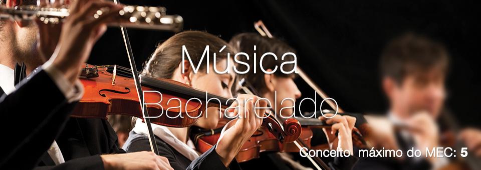 Música – Bacharelado