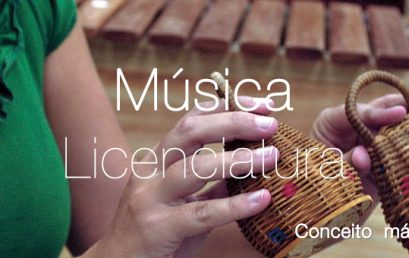 Música – Licenciatura