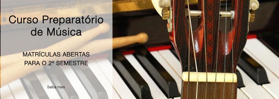 Curso Preparatório de Música