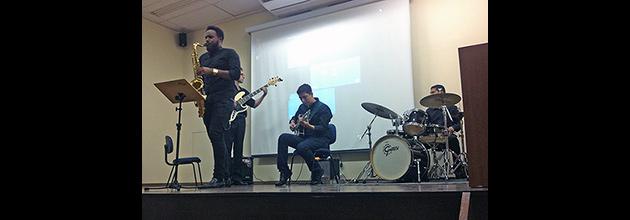 Cantareiro´s Quartet  – apresentação