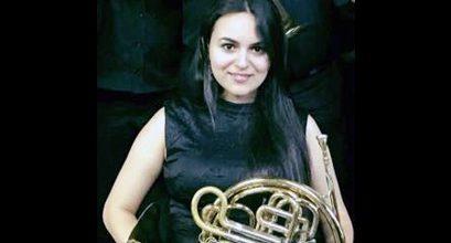 Formanda de Música ganha bolsa nos EUA