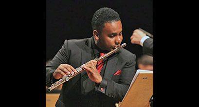 Richard Lopes na Orquestra Sinfônica de Goiânia