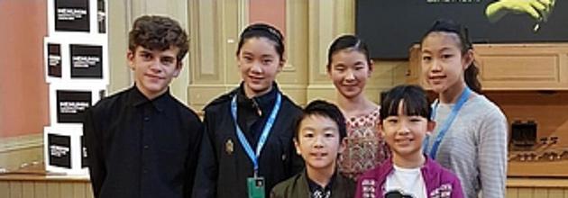 Menuhin Competition 2018 | Genebra