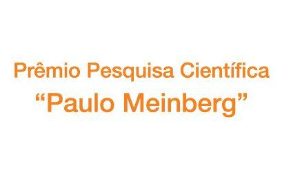Prêmio Paulo Meinberg – Resultados