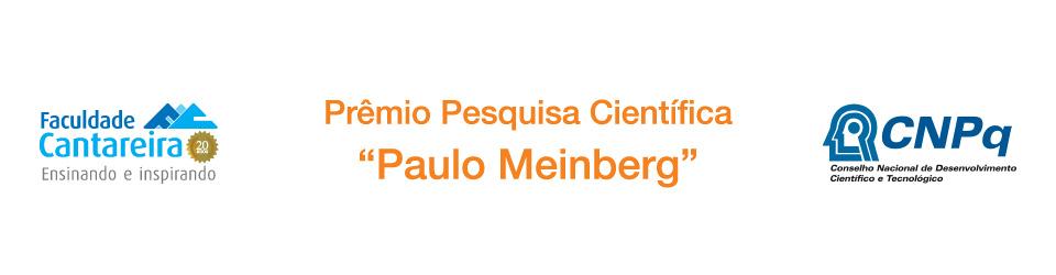Prêmio Paulo Meinberg 2016