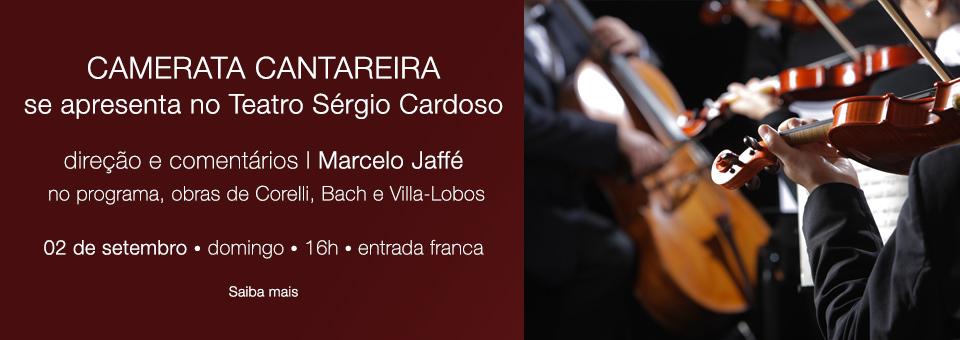 CAMERATA CANTAREIRA – 02 de setembro