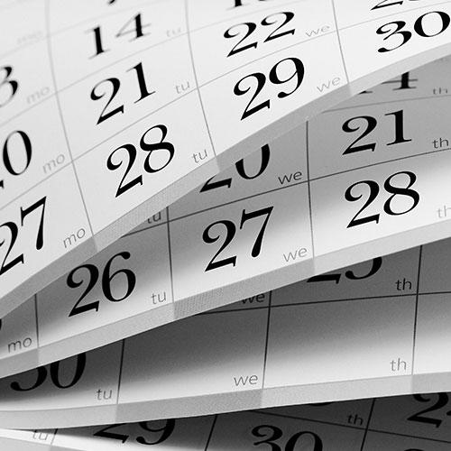 Horário de Funcionamento no mês de julho
