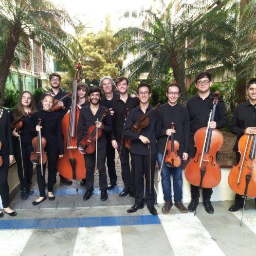 Camerata Cantareira no MIS – 26 de maio