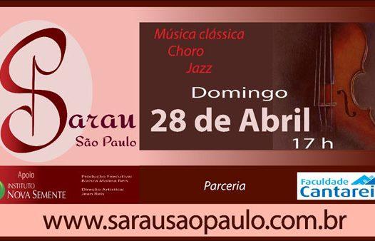 Sarau São Paulo
