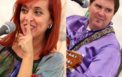 Educadores musicais contemporâneos visitam a Faculdade Cantareira – SANDRA OAKH e RAMIRO MARQUES