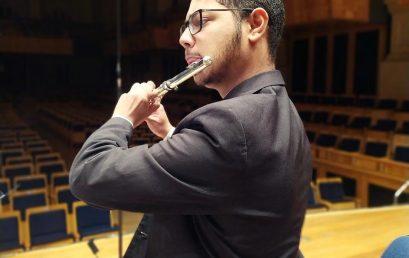 Bacharelado Música * Recital de Formatura – LEONARDO SOARES MATOS PALADINO, flauta