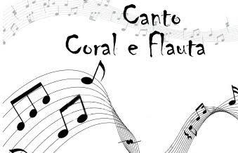 Mostra de Canto coral e Flauta