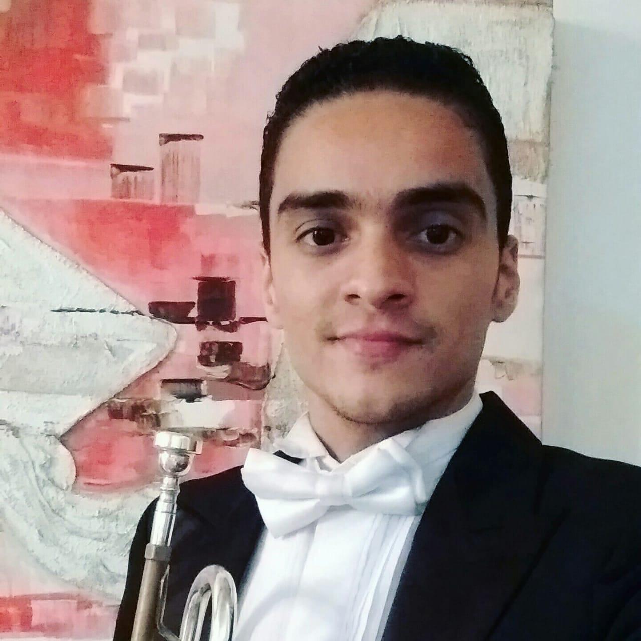 BACHARELADO MÚSICA * RECITAL de FORMATURA – VINICIUS GOMES DA SILVA  trompete