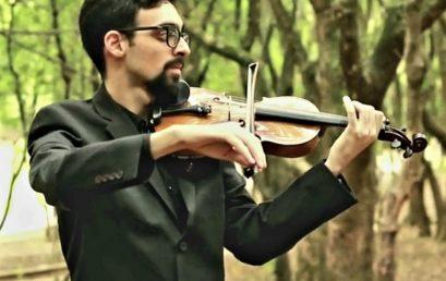 Bacharelado Música * Recital de Formatura * NADER SHAIKHZADEH VAHDAT violino classe | Prof. Claudio Micheletti