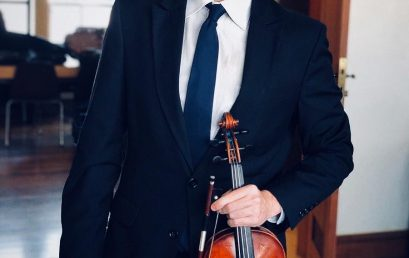 Bacharelado Música * Recital de Formatura * ELVIO PHELLIPE PEREIRA ISCUISSATI violino classe | Profa Elisa Fukuda
