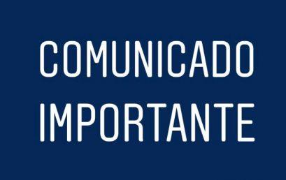 Comunicado sobre a antecipação de feriados – Decreto nº 60.131