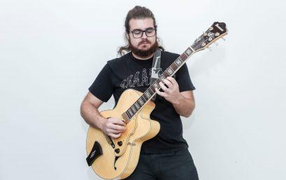 Bacharelado Música * Recital de Formatura (virtual)* RAFAEL PEGORARI BENITES, guitarra classe | Prof. Djalma Lima
