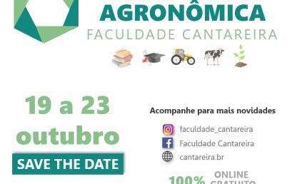 XVIII Semana Agronômica