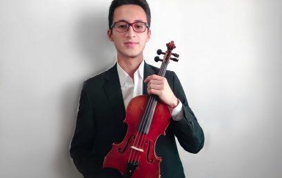 Bacharelado Música * Recital de Formatura * JOAB SILVA DE SOUSA, violino