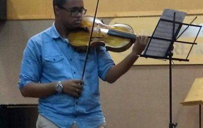 Bacharelado Música * Recital de Formatura * MATHEUS SANTANA ASSUNÇÃO, viola